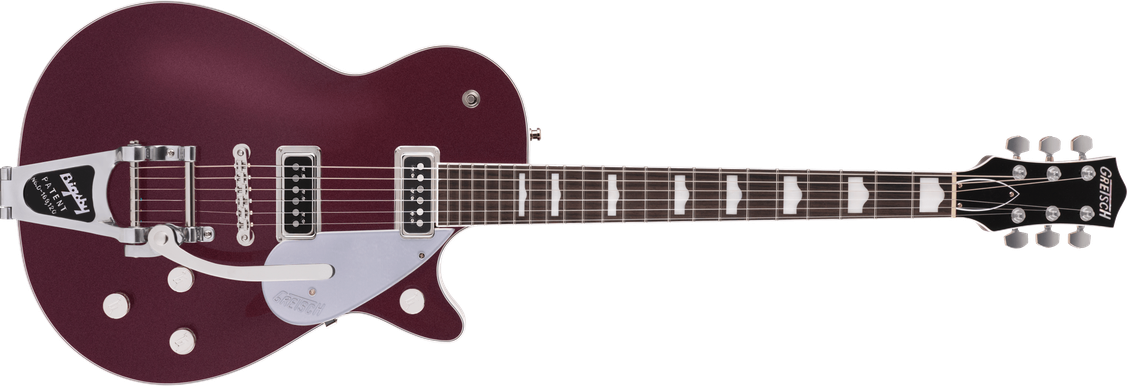 G6128T Players Edition Jet™ DS with Bigsby®, Rosewood Fingerboard, Dark Cherry Metallic
