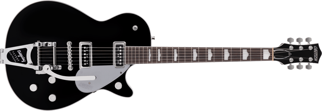 G6128T Players Edition Jet™ DS with Bigsby®, Rosewood Fingerboard, Black