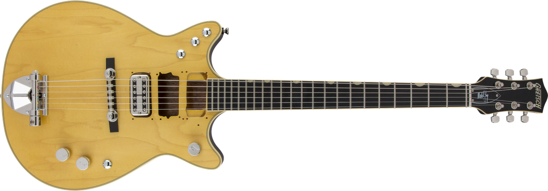 G6131-MY Malcolm Young Signature Jet™, Ebony Fingerboard, Natural