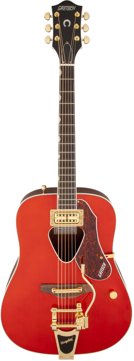 G5034TFT Rancher™ Dreadnought with Bigsby®