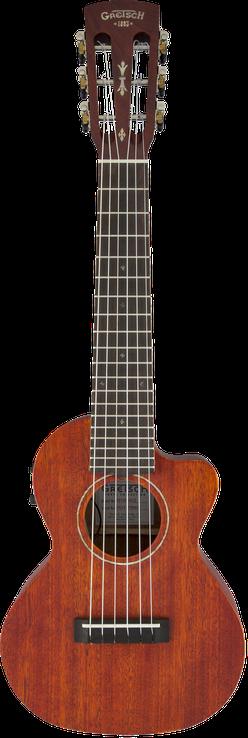 G9126 A.C.E. Guitar-Ukulele with Gig Bag, Acoustic / Cutaway / Electric