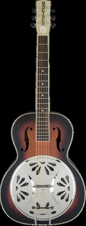 G9220 Bobtail™ Round-Neck Resonator Guitar
