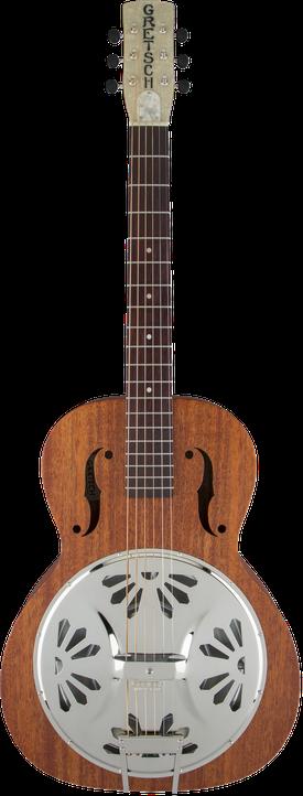 G9200 Boxcar™ Round-Neck Resonator Guitar