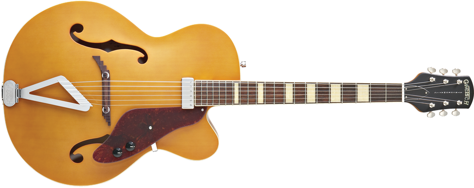 G100CE Synchromatic™ Archtop Cutaway Electric, Rosewood Fingerboard, Flat Natural
