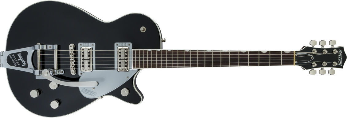G6128T Players Edition Jet™ FT with Bigsby®, Rosewood Fingerboard, Black