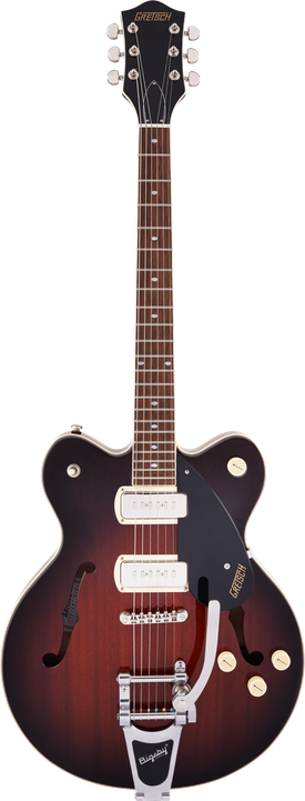 G2622T-P90 Streamliner™ Center Block Double-Cut P90 with Bigsby®