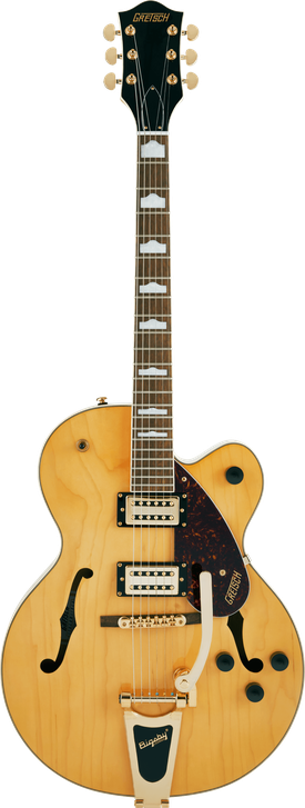 G2410TG Streamliner™ Hollow Body Single-Cut with Bigsby® and Gold Hardware