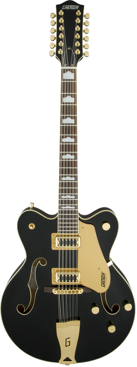 G5422G-12 Electromatic® Hollow Body Double-Cut 12-String with Gold Hardware