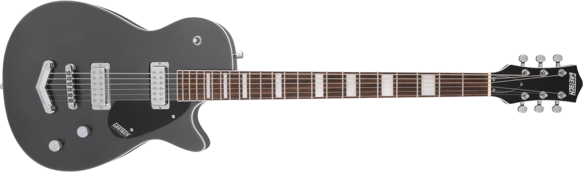 G5260 Electromatic® Jet™ Baritone with V-Stoptail, Laurel Fingerboard, London Grey