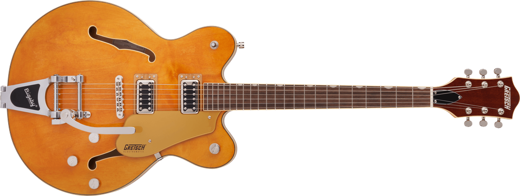 G5622T Electromatic® Center Block Double-Cut with Bigsby®, Laurel Fingerboard, Speyside