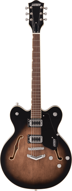 G5622 Electromatic® Center Block Double-Cut with V-Stoptail
