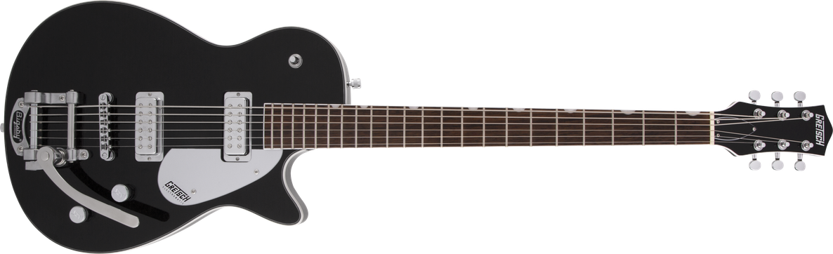 G5260T Electromatic® Jet™ Baritone with Bigsby®, Laurel Fingerboard, Black