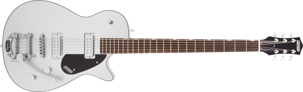 G5260T Electromatic® Jet™ Baritone with Bigsby®, Laurel Fingerboard, Airline Silver