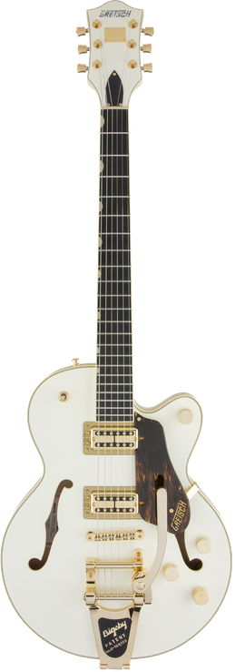 G6659TG Players Edition Broadkaster® Jr. Center Block Single-Cut with String-Thru Bigsby® and Gold Hardware