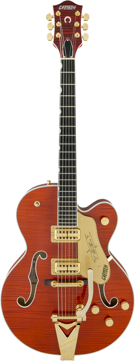 G6120TFM Players Edition Nashville® Hollow Body with String-Thru Bigsby®