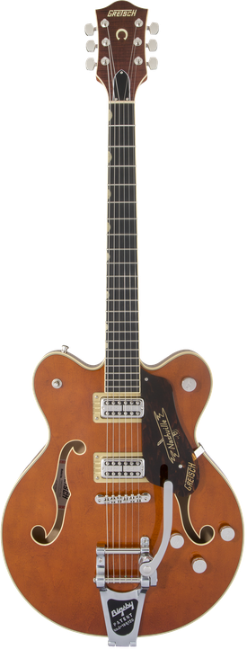 G6620T Players Edition Nashville® Center Block Double-Cut with String-Thru Bigsby®