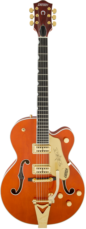 G6120T Players Edition Nashville® Hollow Body with String-Thru Bigsby®