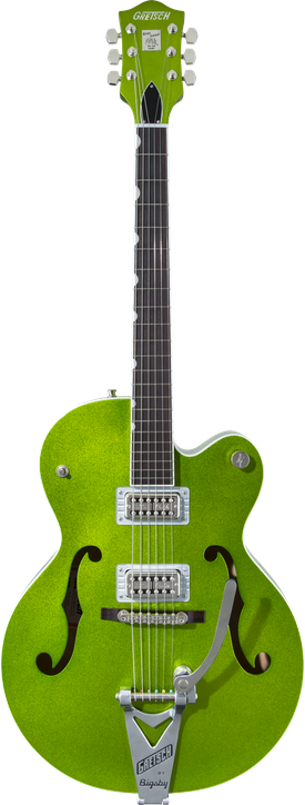 G6120T-HR Brian Setzer Signature Hot Rod Hollow Body with Bigsby®