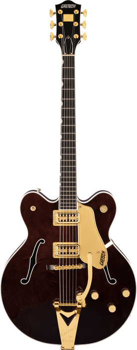 G6122TG Players Edition Country Gentleman® Hollow Body with String-Thru Bigsby® and Gold Hardware