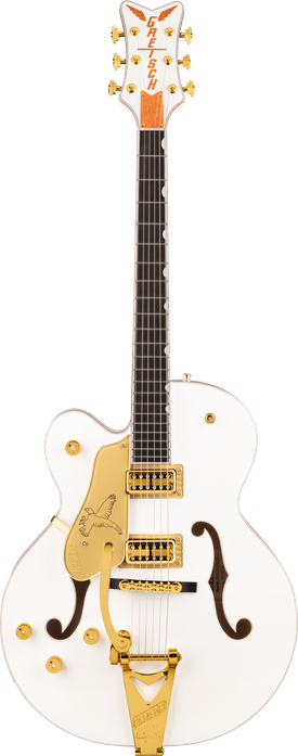 G6136TG-LH Players Edition Falcon™ Hollow Body with String-Thru Bigsby® and Gold Hardware, Left-Handed