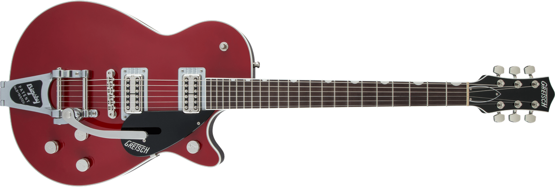 G6131T Players Edition Jet™ FT with Bigsby®, Rosewood Fingerboard, Firebird Red