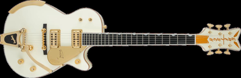 G6134T-58 Vintage Select '58 Penguin™ with Bigsby®, TV Jones®, Vintage White