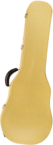G6276 Premium Solid Body Guitar Hardshell Case, Tweed