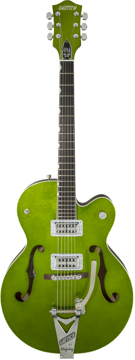 G6120SH Brian Setzer Signature Sparkle Hot Rod Hollow Body with Bigsby®