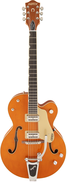 G6120SSLVO Brian Setzer Signature Nashville® Hollow Body with Bigsby®