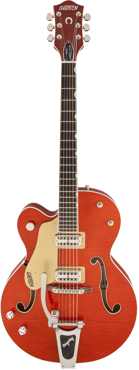 G6120SSU-LH Brian Setzer Signature Nashville® Hollow Body with Bigsby®, Left-Handed