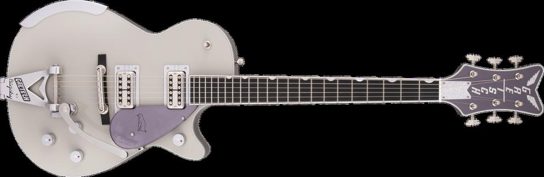 G6134T-LTD Limited Edition Penguin™, Ebony Fingerboard, Two-Tone Smoke Gray/Violet Metallic