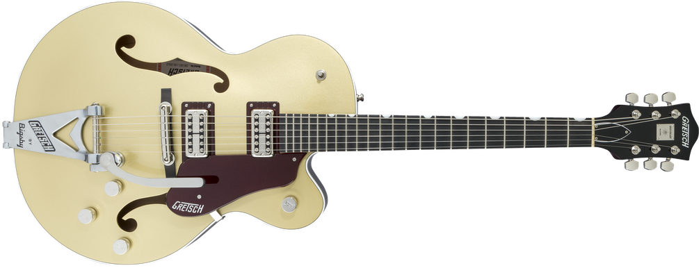 G6118T-135 LTD 135th Anniversary™ with Bigsby®, Ebony Fingerboard, Two-Tone Casino Gold/Dark Cherry Metallic