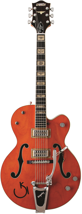 G6120RHH Reverend Horton Heat Signature 6120 Hollow Body with Bigsby®