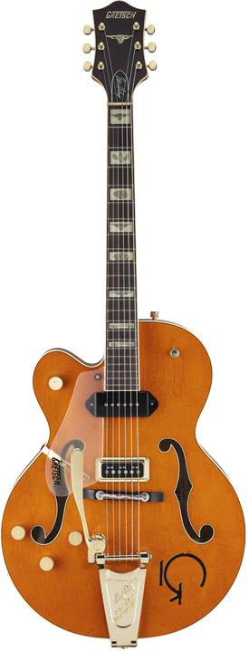 G6120LH Eddie Cochran Signature 6120 Hollow Body with Bigsby®, Left-Handed