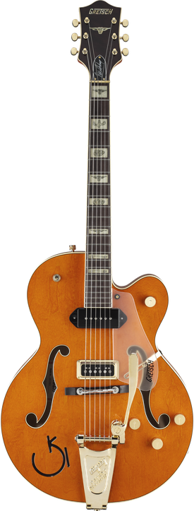 G6120 Eddie Cochran Signature 6120 Hollow Body with Bigsby®