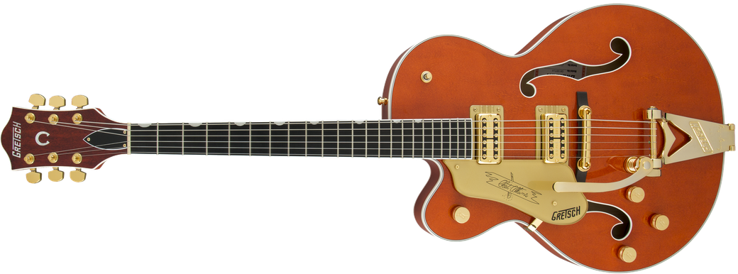 G6120TLH Players Edition Nashville® with Bigsby®, Left-Handed, Filter'Tron™ Pickups, Orange Stain