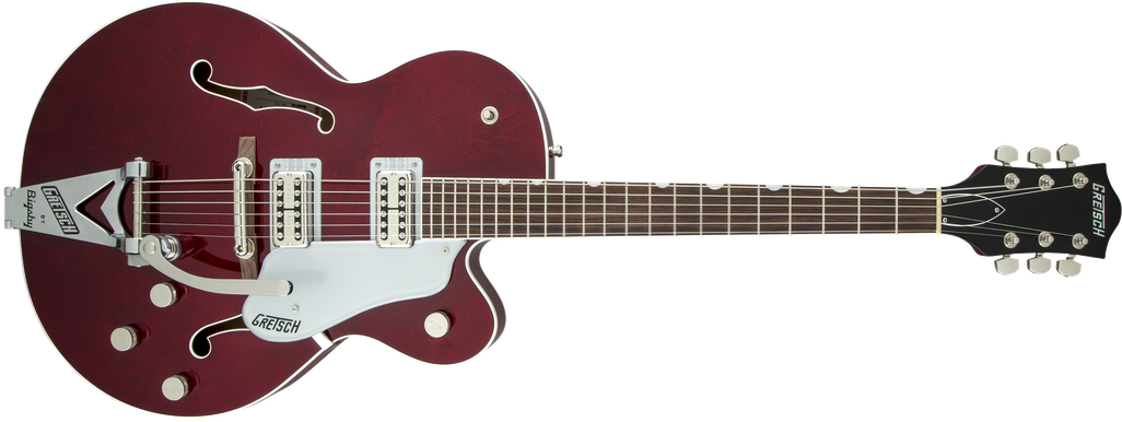G6119T Players Edition Tennessee Rose™ with String-Thru Bigsby®, Filter'Tron™ Pickups, Dark Cherry Stain