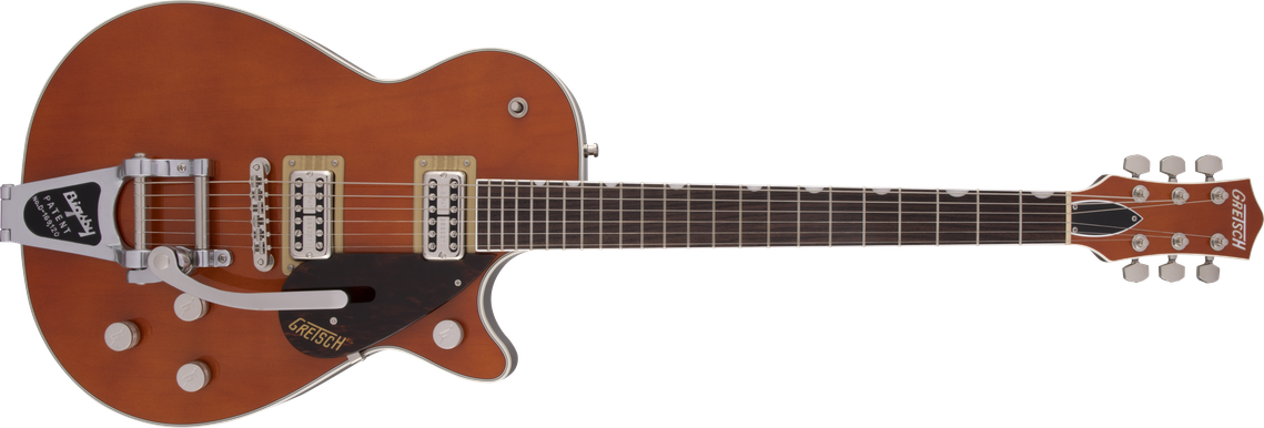 G6128T Players Edition Jet™ FT with Bigsby®, Rosewood Fingerboard, Roundup Orange