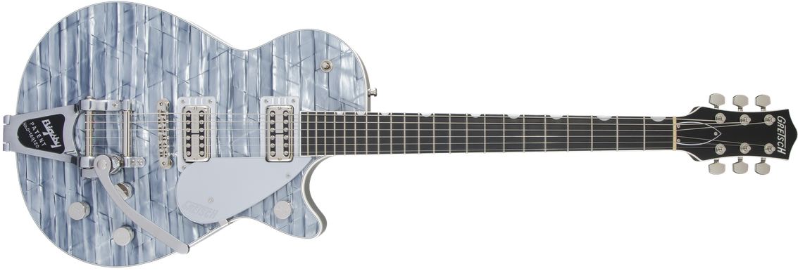 G6129T Players Edition Jet™ FT with Bigsby®, Rosewood Fingerboard, Light Blue Pearl