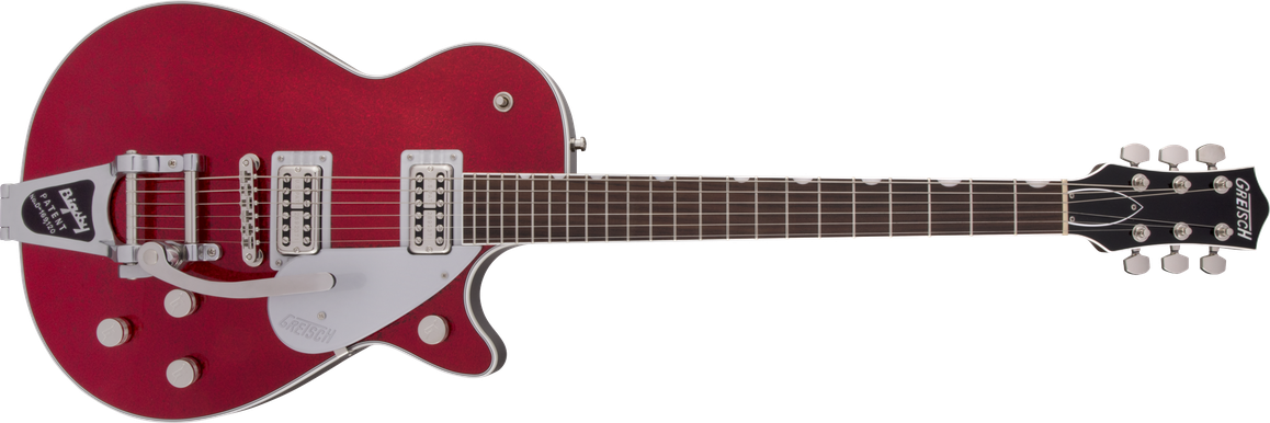 G6129T Players Edition Jet™ FT with Bigsby®, Rosewood Fingerboard, Red Sparkle