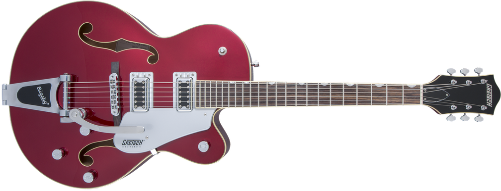G5420T Electromatic® Hollow Body Single-Cut with Bigsby®, Rosewood Fingerboard, Candy Apple Red