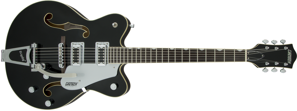 G5422T Electromatic® Hollow Body Double-Cut with Bigsby®, Black