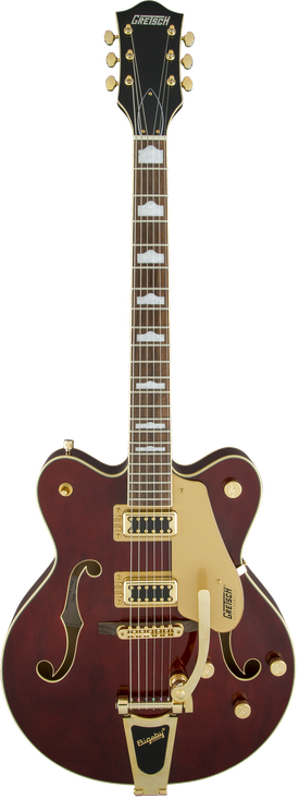 G5422TG Electromatic® Hollow Body Double-Cut with Bigsby® and Gold Hardware