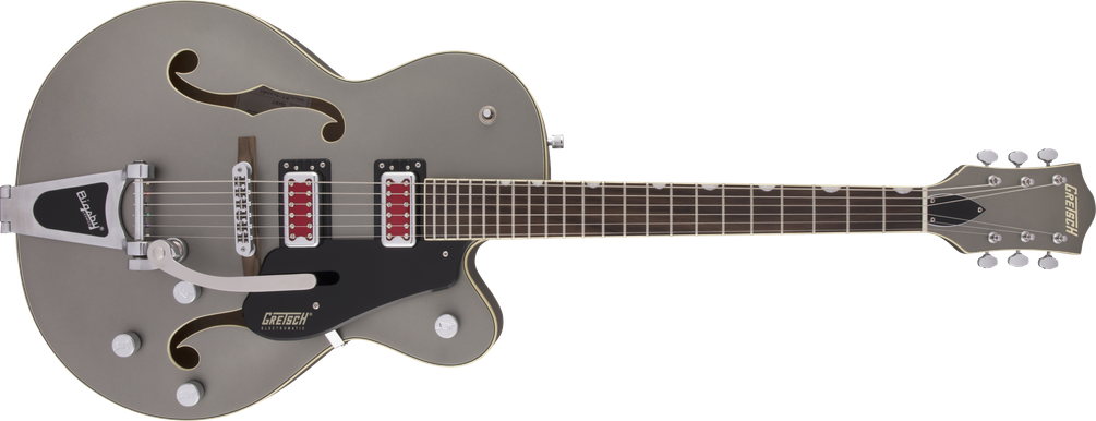 "G5410T Electromatic® ""Rat Rod"" Hollow Body Single-Cut with Bigsby®, Rosewood Fingerboard, Matte Phantom Metallic"