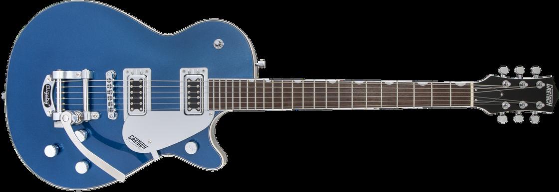 G5230T Electromatic® Jet™ FT Single-Cut with Bigsby®, Black Walnut Fingerboard, Aleutian Blue