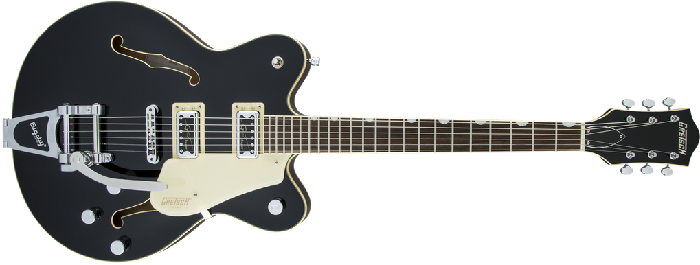 G5622T Electromatic® Center Block Double-Cut with Bigsby®, Rosewood Fingerboard, Black