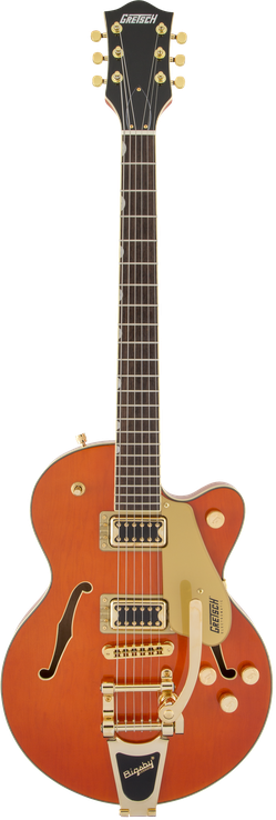 G5655TG Electromatic® Center Block Jr. Single-Cut with Bigsby® and Gold Hardware