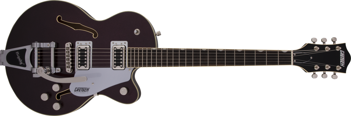 G5655T Electromatic® Center Block Jr. Single-Cut with Bigsby®, Dark Cherry Metallic