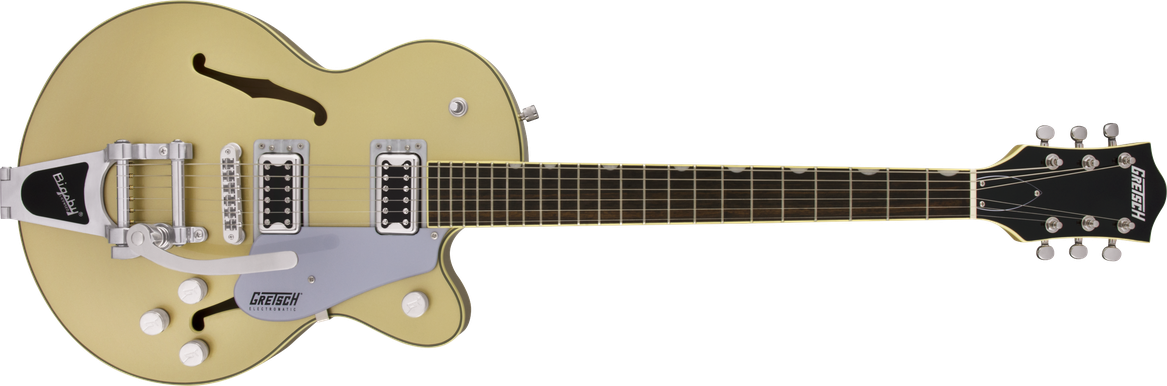 G5655T Electromatic® Center Block Jr. Single-Cut with Bigsby®, Casino Gold