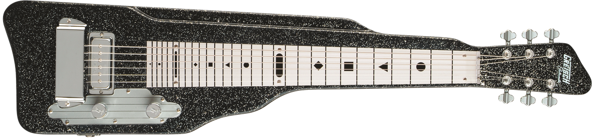 G5715 Electromatic® Lap Steel, Black Sparkle